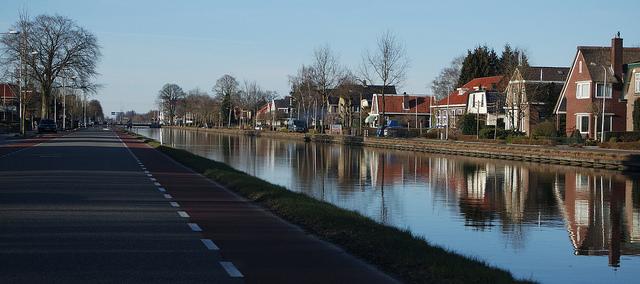 kanalen in Nederland, aardrijkskunde, online oefenen