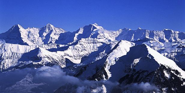 bergen, hoe ontstaat een berg, aardrijkskunde