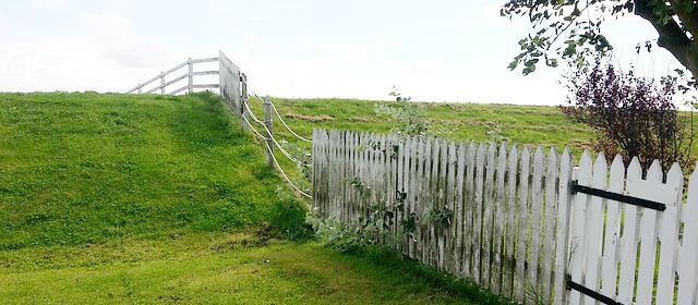 aardrijkskunde online oefenen voor groep 8, terpen, landschap in Nederland
