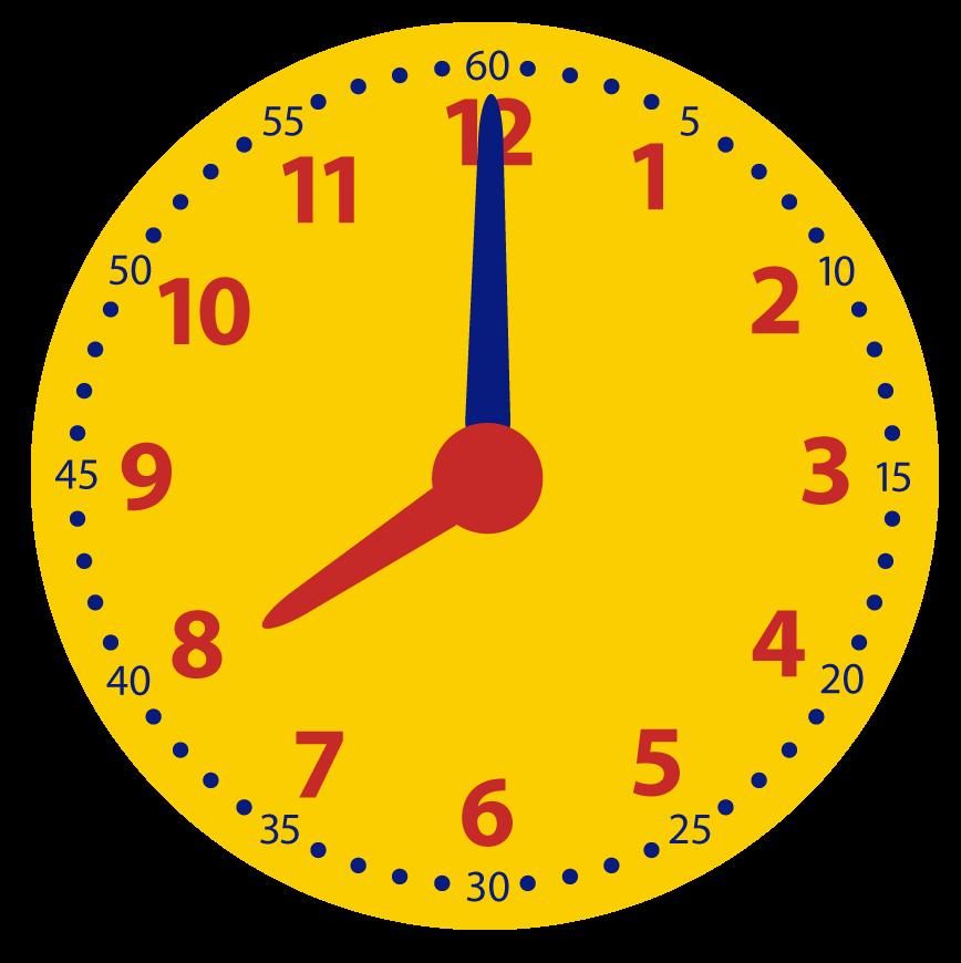 Leren klokkijken met de analoge klok