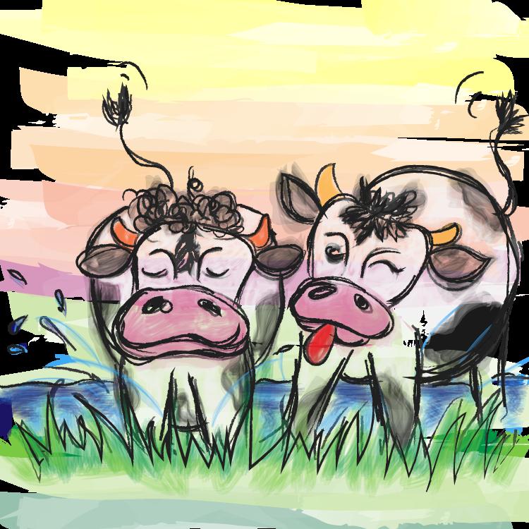 Oude koeien uit de sloot halen spreekwoord