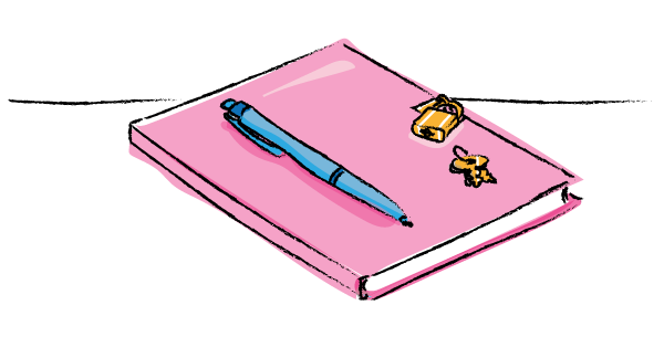 Begrijpend lezen, Dagboek van Veerle