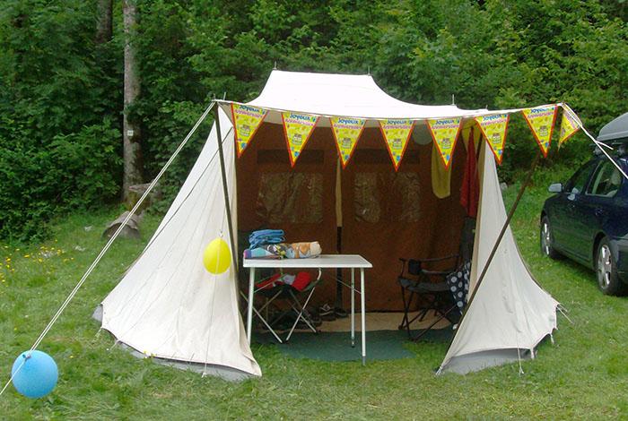 begrijpend lezen, camping