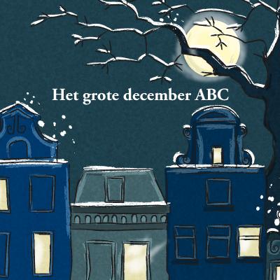 Het grote december ABC - Groep 3 - Alfabet