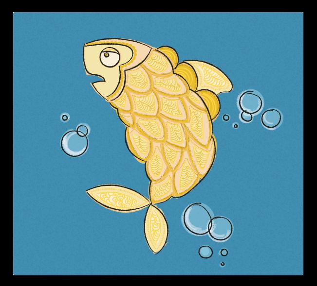 begrijpend lezen, de gouden vis, sprookje, groep 7, volgorde herkennen, oorzaak en gevolg