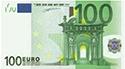briefje van 100 euro