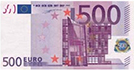 briefgeld, geldsommen, kennis van geld, briefje van 500 euro