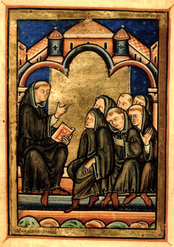 Tijvak 3: Tijd van monniken en ridders - Leven in een klooster
