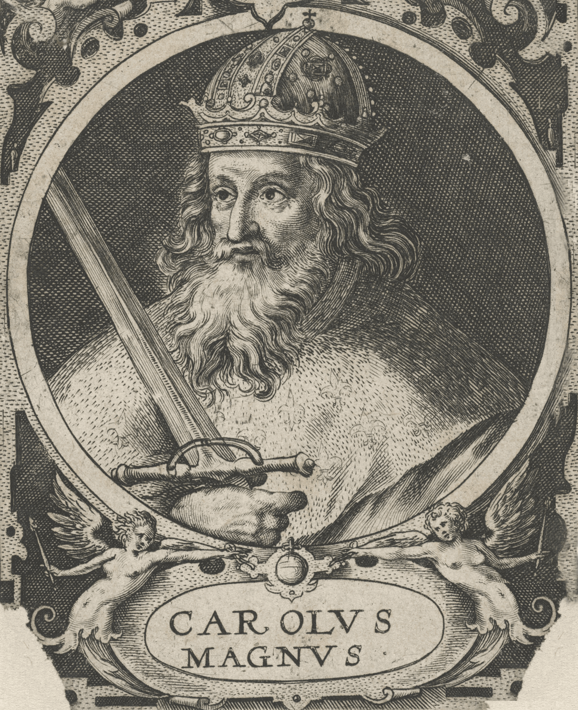 Tijdvak van monniken en ridders - Karel de Grote