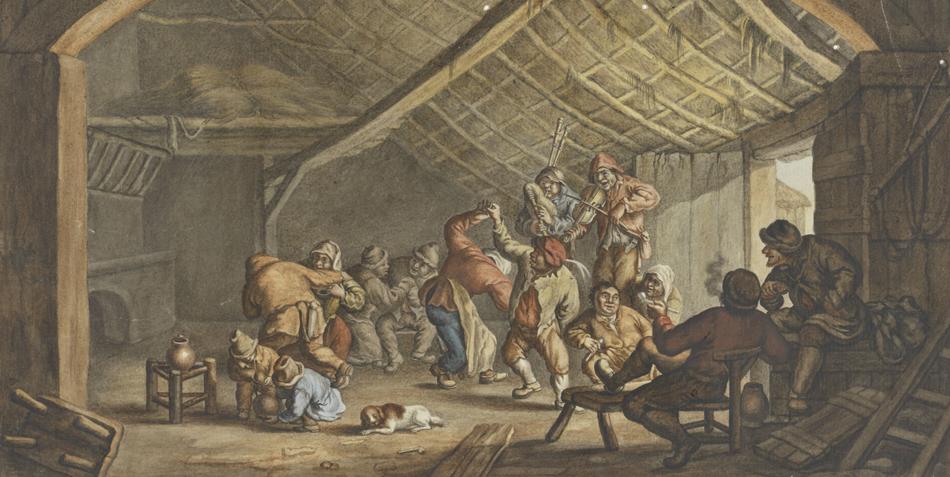 Tijdvak 3: tijd van monniken en ridders - De herberg