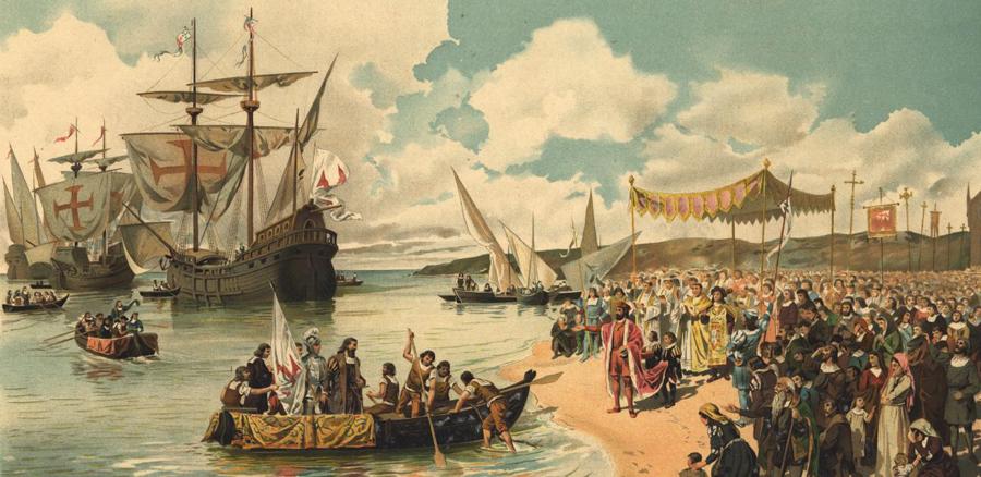 Tijd van ontdekkers en hervormers - Ontdekkingsreizigers