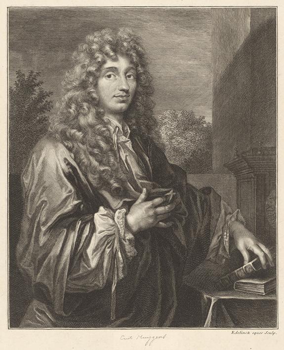 Tijdvak regenten en vorsten - Christiaan Huygens