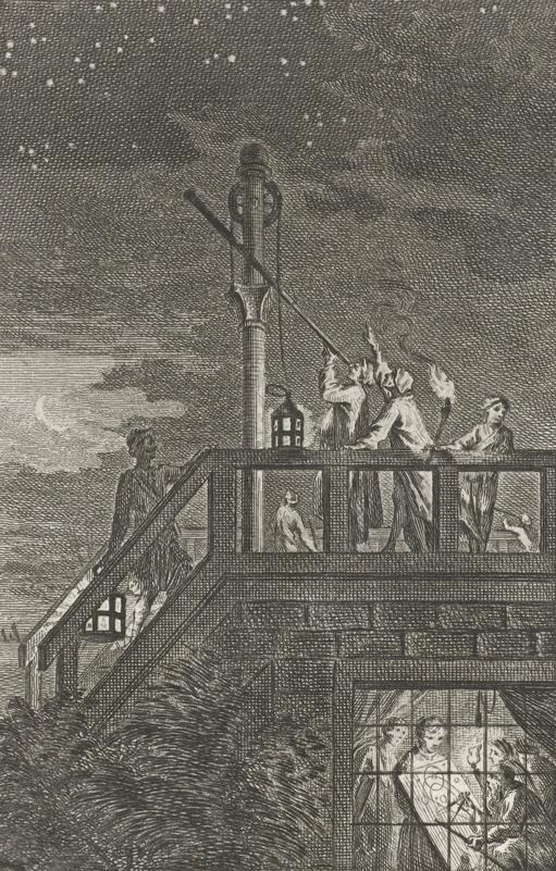 Tijd van de pruiken en revoluties - De verlichting