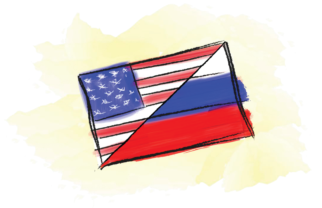 Tijdvak van televisie en computer - De Koude Oorlog