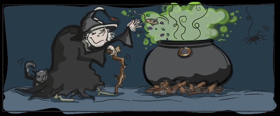 heksenvervolging, geschiedenis oefenen