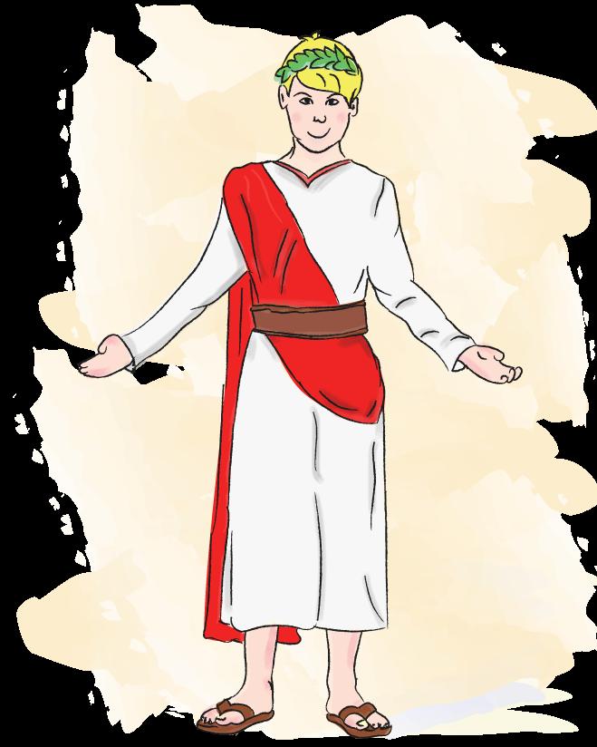 Tijd van monniken en ridders - Een Romein