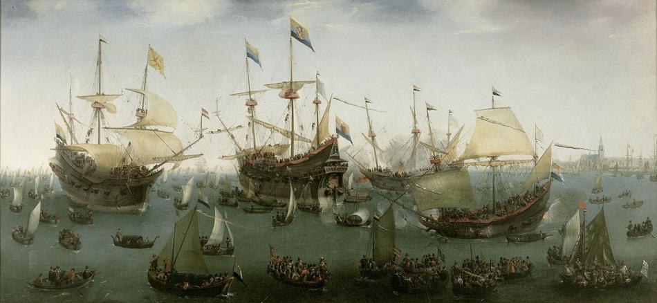 Tijd van ontdekkers en hervormers - Specerijen
