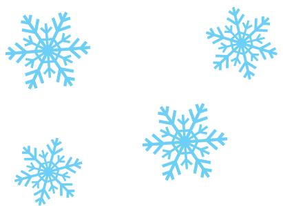 kleuters oefenen, kleuters, tellen, getallen, winter, sneeuwvlokken