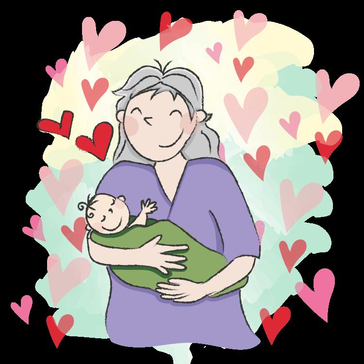 Abraham en Sara willen een kind.