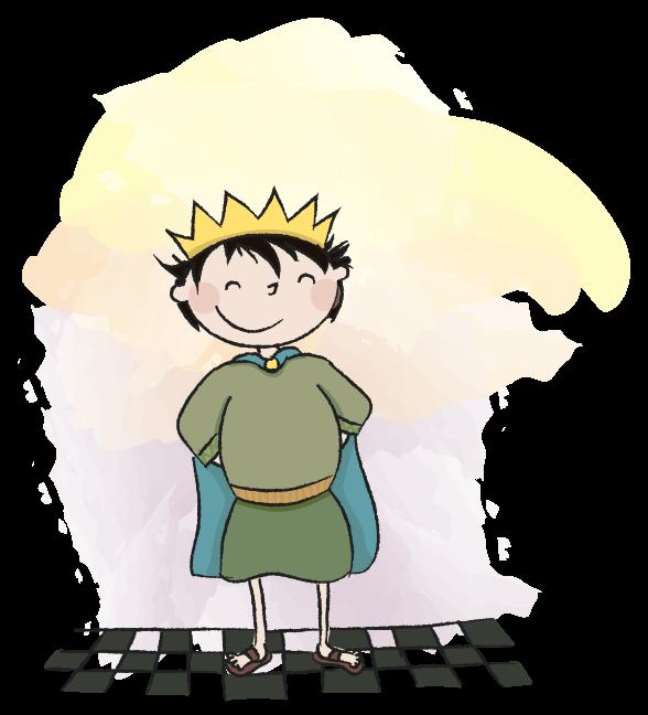 De jonge koning Josia