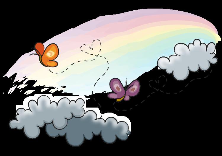 De regenboog. Bijbelse verhalen voor jonge kinderen.