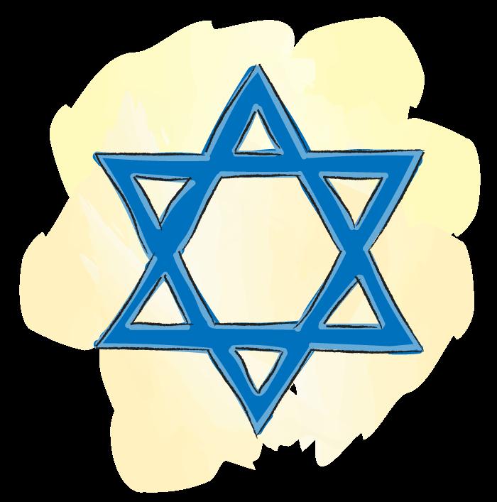 davidster, jodendom, symbolen, religies, levensbeschouwing, groep 4