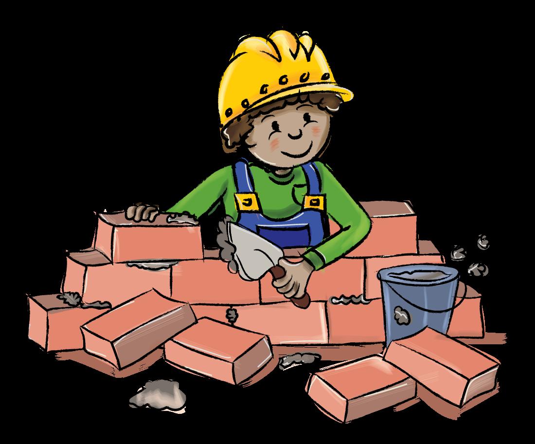Natuur en techniek groep 4 | Een stevige muur bouwen | Junior Einstein