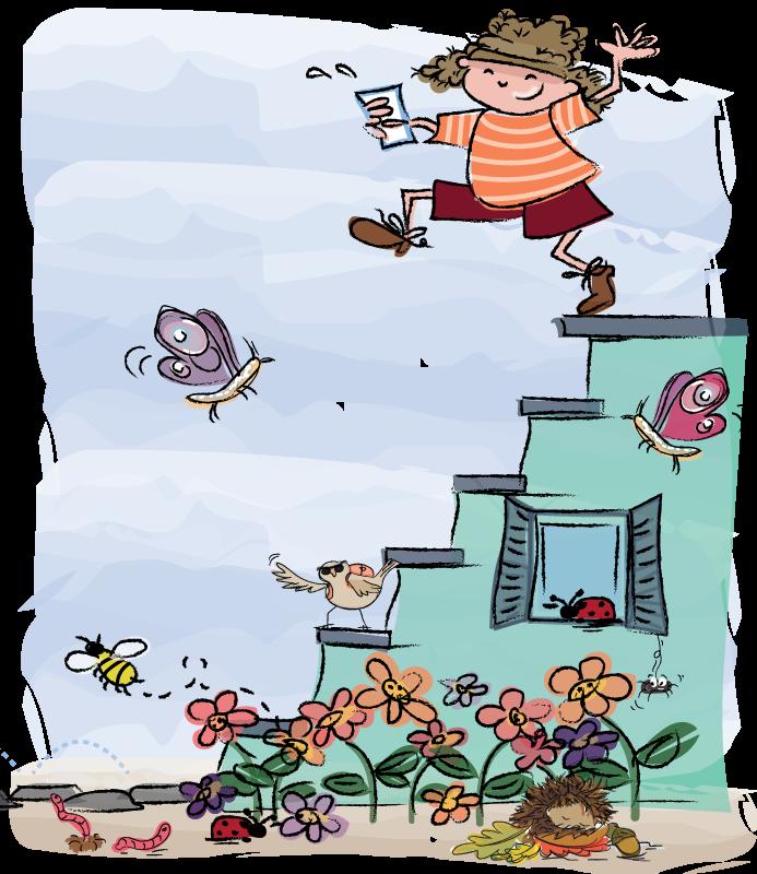 insecten, leefruimte, leefomgeving dieren, dieren in de achtertuin