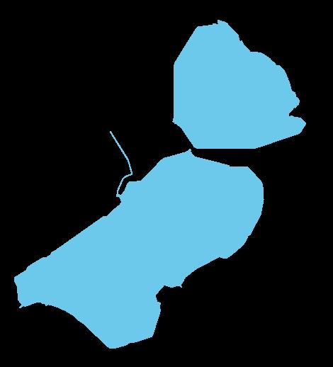junior einstein, topografie, provincies oefenen, Nederland, Flevoland