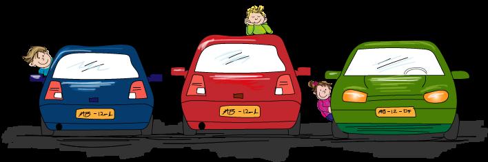 Veilig spelen in het verkeer, online oefenen, verkeer oefenen groep 2