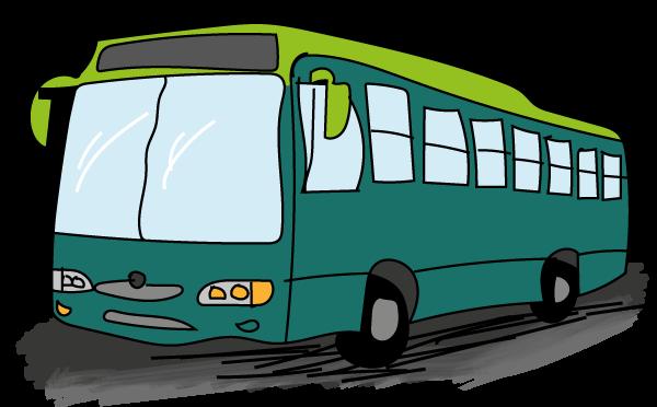 voertuigen die voorrang hebben, de bus binnen de bebouwde kom, verkeer online oefenen, groep 7